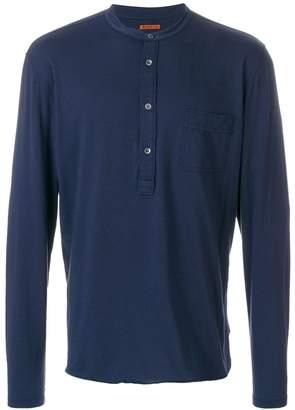 Barena henley longsleeved T-shirt
