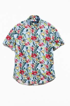 Polo Ralph Lauren Paradise Floral Short Sleeve Button-Down Shirt