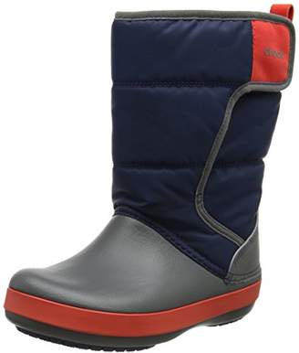 Crocs Kids' LodgePoint Snow Boot K