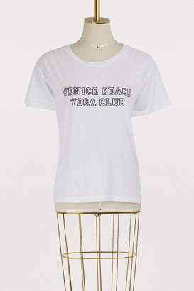 Private Party Venice beach yoga club T-shirt
