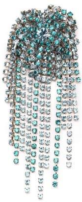 Dries Van Noten Crystal-embellished Brooch