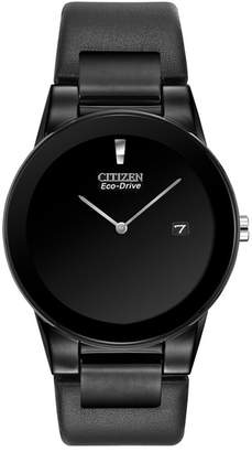 Citizen Men's Eco-Drive Leather Strap Watch, 40mm