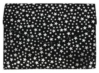 Violet Ray Starlight Envelope Clutch
