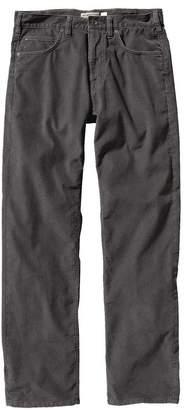 Patagonia Men's Regular Fit Cords - Long