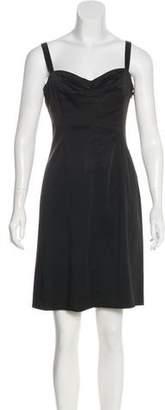 BCBGMAXAZRIA Mini Sheath Dress