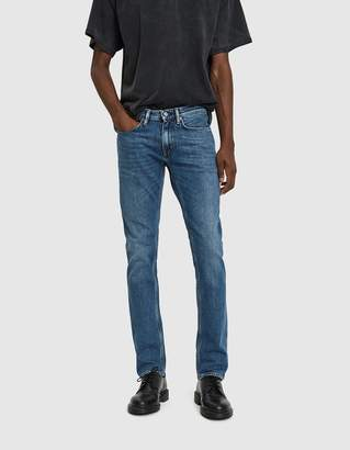 Acne Studios Max Mid Blue Denim Jean