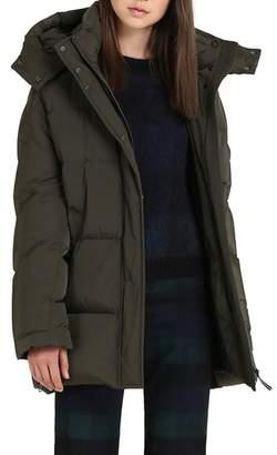 Woolrich Aurora Water Repellent Puffy Down Coat
