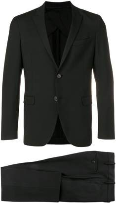 Neil Barrett two piece slim-fitted suit