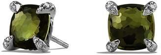 David Yurman 'Chatelaine' Earrings with Semiprecious Stones and Diamonds