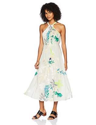 O'Neill Women's Byronne Woven Midi Dress