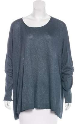 eskandar Lightweight Long Sleeve Sweater
