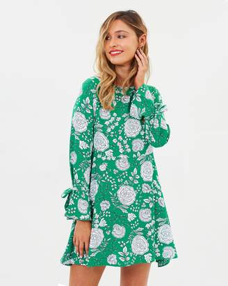 Toby Heart Ginger Secret Garden Dress