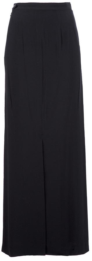Pancaldi Vintage floor length skirt