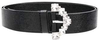 Orciani embellished buckle belt