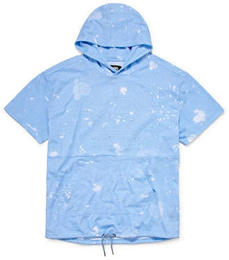 Ecko Unlimited Unltd Short Sleeve Jersey Hoodie-Big and Tall