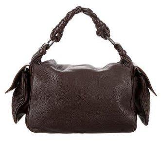 Bottega VenetaBottega Veneta Leather Cocker Bag