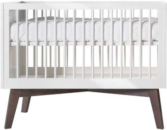 House of Fraser Kidsmill Sixties White Gloss Cot