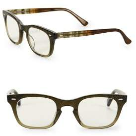 Corinne McCormack Toni 48MM Square Reading Glasses