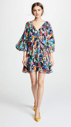 Saloni Nikki Mini Dress