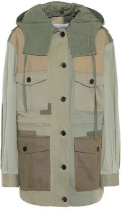 Valentino Cotton canvas jacket