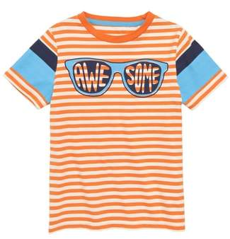 Boden Mini Word Up Graphic T-Shirt