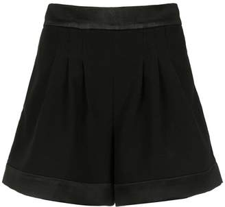 Olympiah high waist Condotti shorts