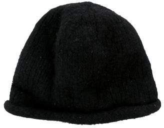 The Elder Statesman Cashmere Knit Beanie