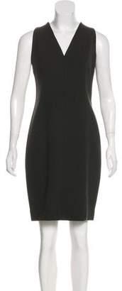 Akris Wool Sleeveless Dress