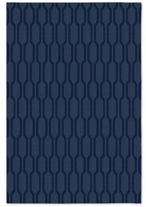 west elm Honeycomb Textured Wool Rug - Special Order (10-18 Week Delivery)