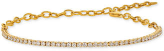 LeVian Le Vian Strawberry & Nude Diamond Bracelet (1-1/4 ct. t.w.) Set in 14k Gold or Rose Gold