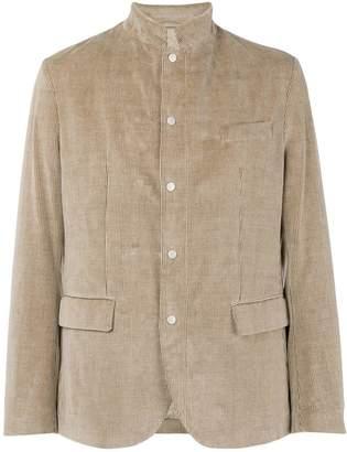 Eleventy corduroy button jacket