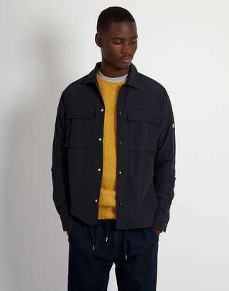 Penfield Oakledge Tech Shirt Black