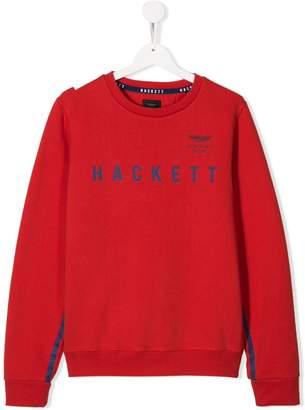 Hackett Kids TEEN Aston Martin sweater