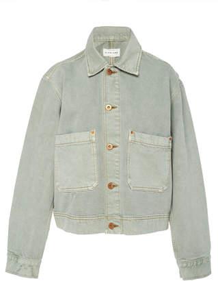 SLVRLAKE Denim Thompson Oversized Denim Jacket
