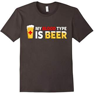 My Blood Type is Beer T-Shirt