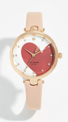 Kate Spade Holland Hearts Watch, 34mm