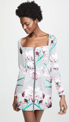 Fleur Du Mal Corset Dress