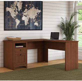 Co Darby Home Fralick L-Shaped Executive Desk