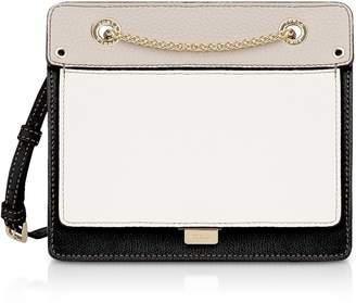 Free Express Shipping At Italist Furla Like Mini Color Block Leather Crossbody Bag W Chain Strap