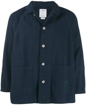 Visvim denim worker jacket