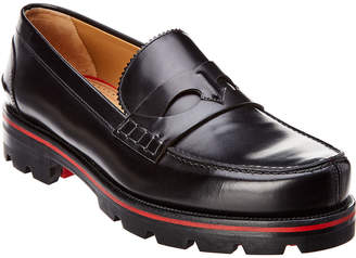 Christian Louboutin Habsbour Leather Loafer