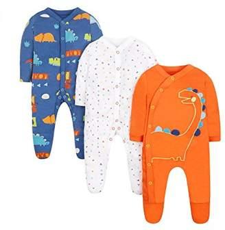 Mothercare Boy's Dinosaur Pyjama Sets,(Manufacturer Size: 062)