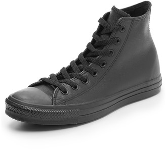 0433fbc295f8 Converse Chuck Taylor All Star Leather Hi Top Sneakers
