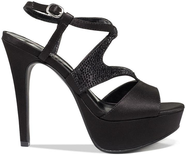 Unlisted Shoes, Amazing Grade Platform Sandals