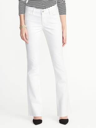Old Navy Mid-Rise Clean-Slate Micro-Flare Jeans for Women
