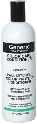Paul Mitchell Generic Value Products Color Care Conditioner Compare to Color Protect Conditioner