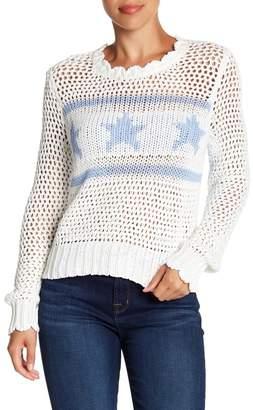 Wildfox Couture Brinne Starshine Sweater