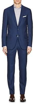 Isaia Men's Sanita Wool-Blend Two-Button Suit