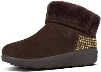 FitFlop Mukluk Shorty Ii Rockstud Suede Boots
