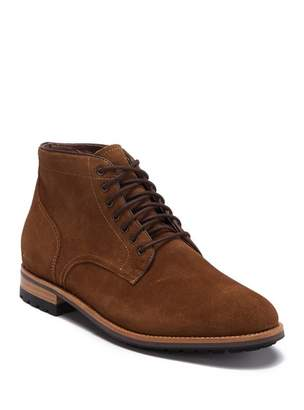 Warfield & Grand Ryder Suede Lace-Up Boot